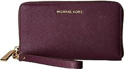 MICHAEL Michael Kors - Large Flat Multifunction Phone Case