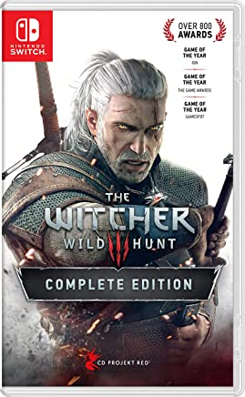 The Witcher 3: The Complete Edition (NS) Nintendo Switch Standard