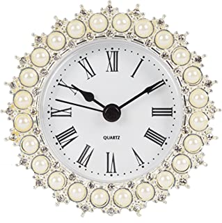 Best small vintage table clock Reviews