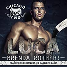 Luca: Chicago Blaze Series, Book 2