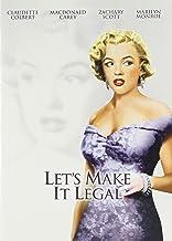Let`s Make it Legal