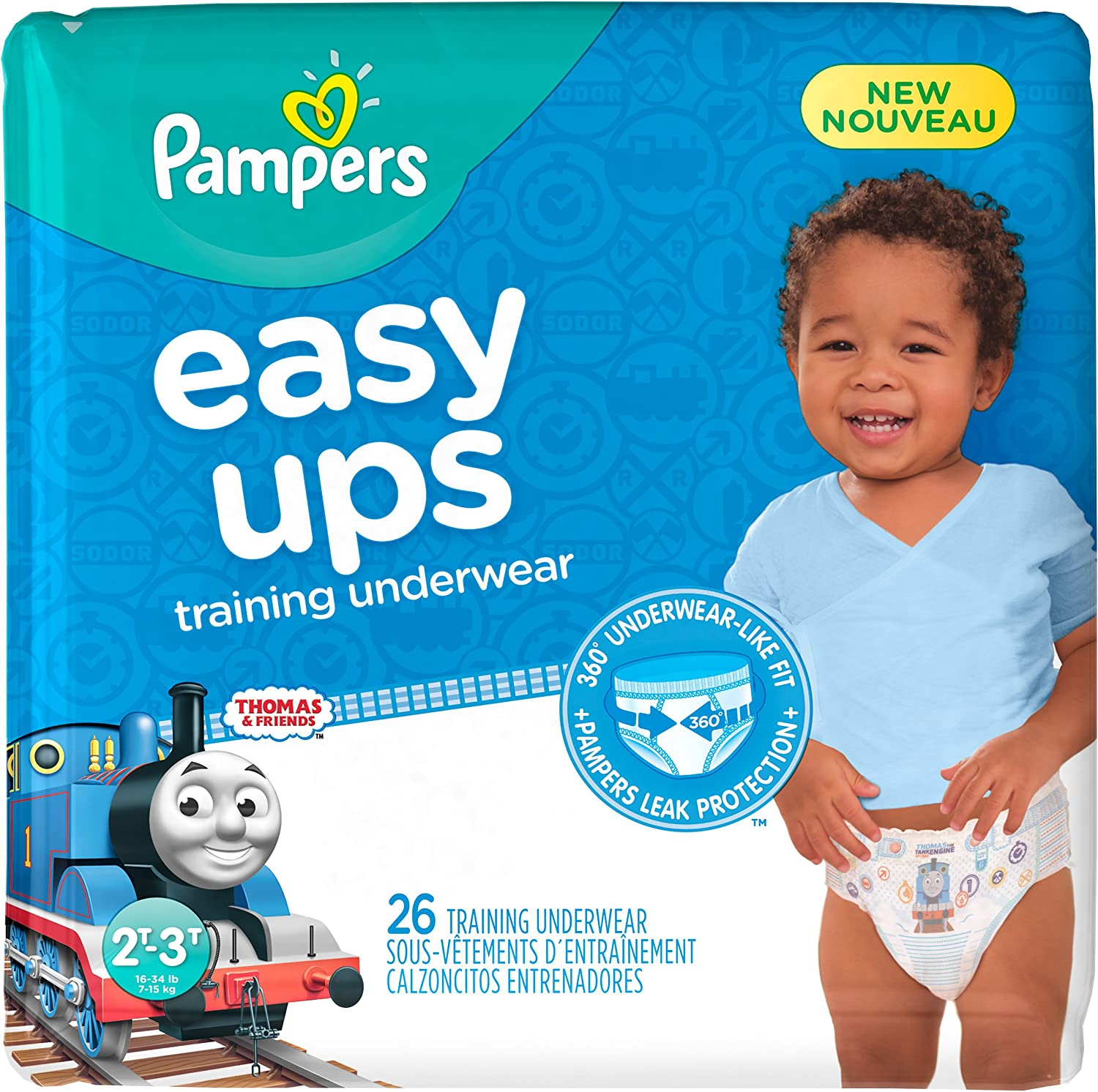 Seasonal Wrap Introduction Max 63% OFF Pampers Easy Ups Training Pants Pull On B for Diapers Disposable