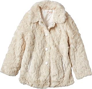 Billieblush Fourrure Abrigo para Niñas