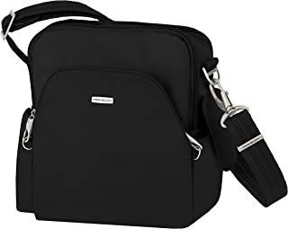 Travelon Anti-Theft Classic Travel Bag, Black (Black) - 42224-50-Black-One Size