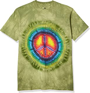 The Mountain Peace Tie Dye - green - Medium