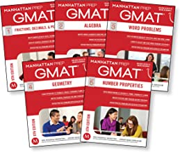 GMAT Quantitative Strategy Guide Set (Manhattan Prep GMAT Strategy Guides)