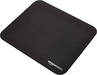 AmazonBasics Mini Gaming Computer Mouse Pad - Black