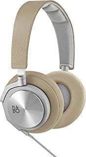 Bang & Olufsen BeoPlay H6 2nd Generation Over-Ear Wired Headhpones, Natural