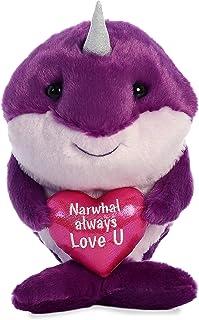 """Aurora World 9"""" Narwhals Always Love You"""