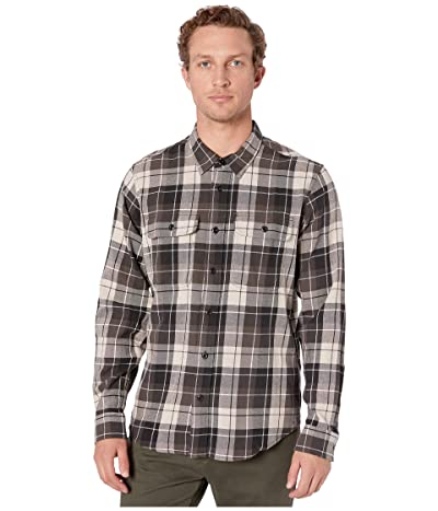 Filson Scout Shirt (Olive/Black/Tan Plaid) Men
