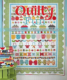 Quilty Fun: Lessons in Scrappy Patchwork