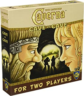 Mayfair Games Current Edition Caverna Cave vs Cave Board Game