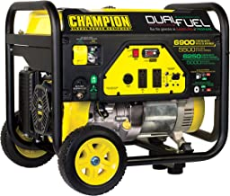 champion generator 5500