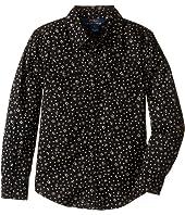 Polo Ralph Lauren Kids - Cotton Gauze Western Shirt (Little Kids)