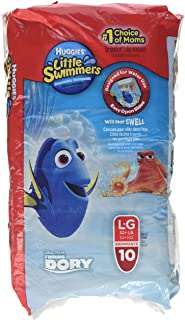 Huggies Little Swimmers - Large - 10 (14+KG)