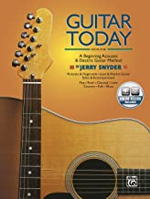 Guitar Today: Book One