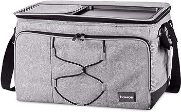 bomoe kylväska vikbar IceBreezer KT43 – cool väska utomhus – 43 x 32 x 28 cm – 45 liter – picknickväska för camping/festiv...