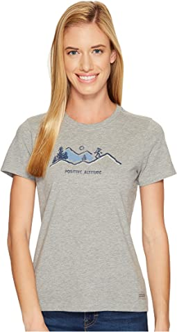 Positive Altitude Crusher Tee