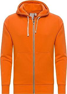Herren 16-40MM 100/% Seide Sweatjacke Pullover Hoodie Sweatshirt Joggingjacke
