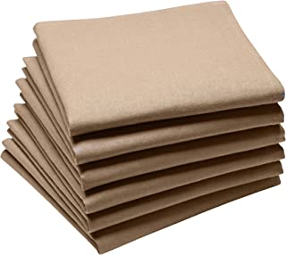 Coucke 3152192186042Towel Cotton 66x 45x 0.3cm Cappuccino Pack of 6