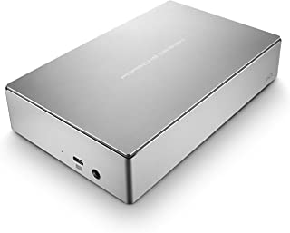 LaCie PORSCHE DESIGN 4?TB USB-C 臺式機硬盤 stfe4000401