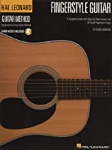 Fingerstyle Guitar Method: A Complete Guide with Step-by-Step Lessons and 36 Great Fingerstyle Songs (Hal Leonard Guitar Method (Songbooks))