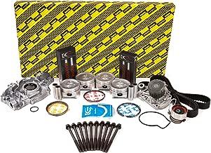 OK4038M/2/2/2 01-05 Honda Civic DX LX 1.7L SOHC D17A1 Master Overhaul Engine Rebuild Kit