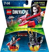 Warner Bros 016619 Lego Dimensions - Fun Pack Adventure Time Figuren (Ps3)