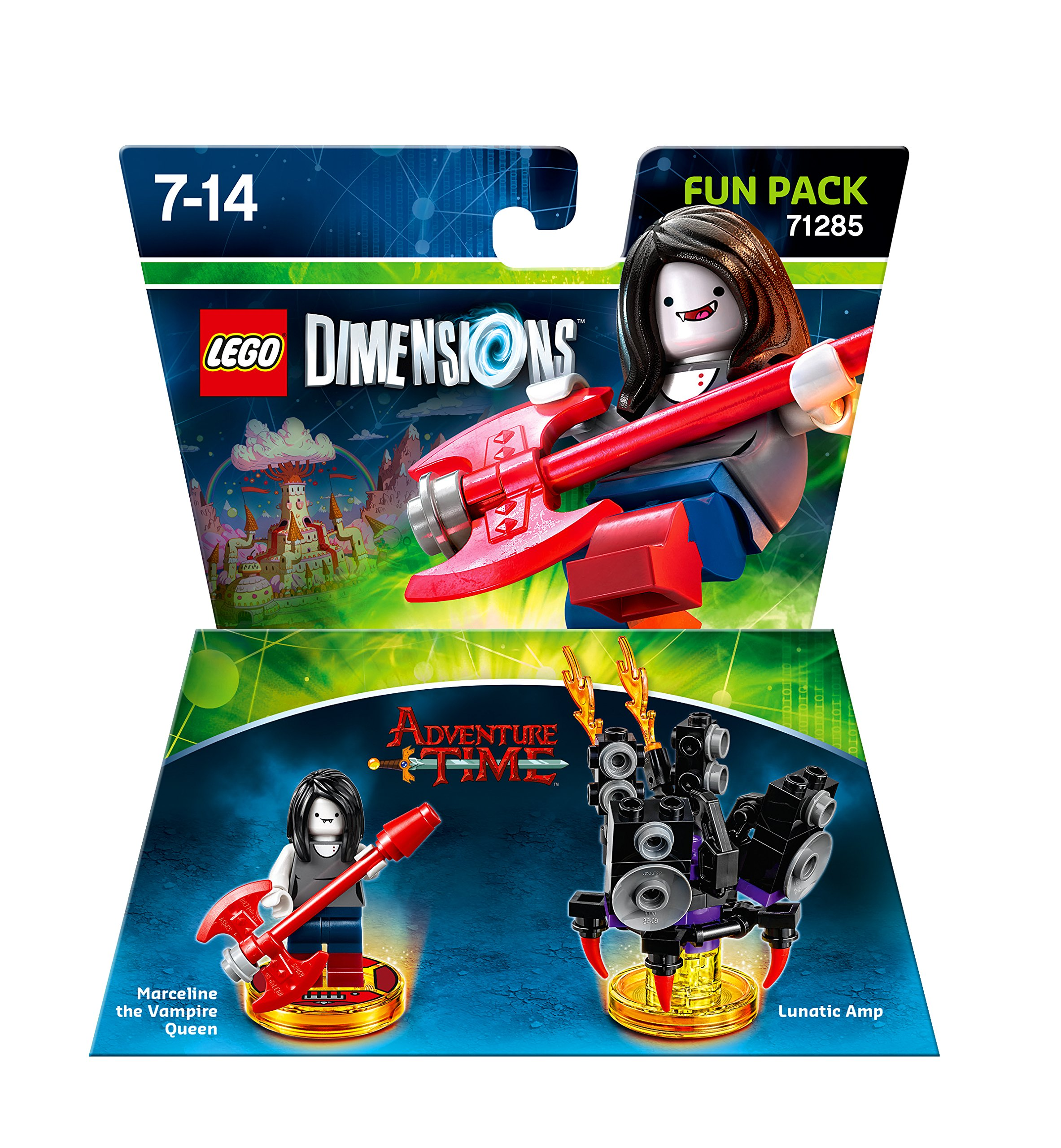 Warner Bros Interactive Spain Lego Dimensions - Adventure Time ...