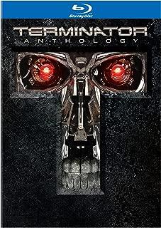 Terminator Anthology (The Terminator / Terminator 2: Judgment Day / Terminator 3: Rise of the Machines / Terminator Salvation)