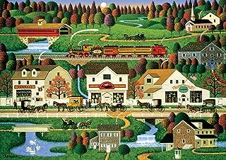 Buffalo Games - Charles Wysocki Americana Collection - Yankee Wink Hollow - 500 Piece Jigsaw Puzzle