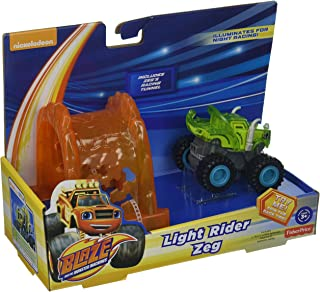 Best blaze and the monster machines light riders toys Reviews