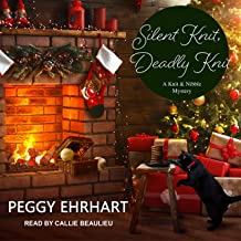 Silent Knit, Deadly Knit: Knit and Nibble Mystery Series, Book 4
