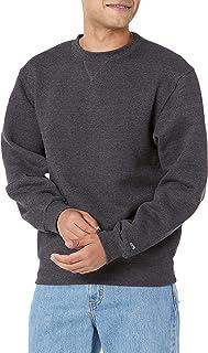 SOFFE Men's Crew Neck Sweatshirt Sweatshirt