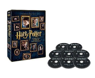 Harry Potter 8–Film DVD Set (Set of 8)