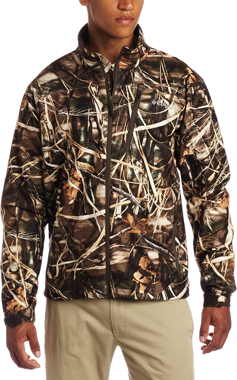 Columbia Men's Wind Stalker Jacket Genuine Attention brand Free Shipping