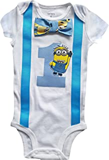 Best minion first birthday outfit Reviews