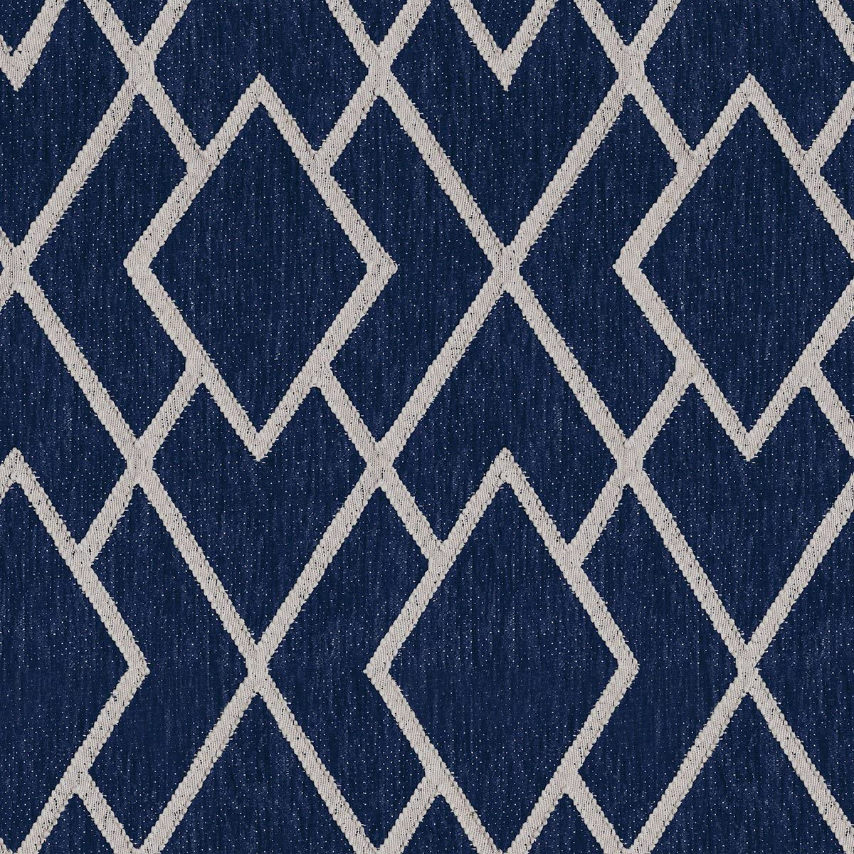Navy Blue Cream beige taupe Upholstery Jacquards 67% OFF of fixed price Woven Luxury goods Geometric