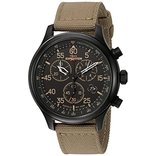 Timex Mens Expedition Field Chronograph Watch