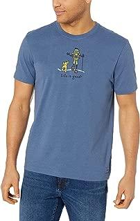 Mens Vintage Crusher T-Shirt