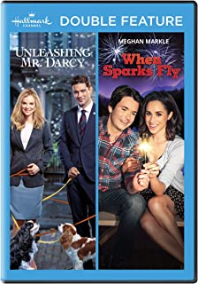 Hallmark Channel Unleashing Mr. Darcy/ When Sparks Fly (Double Feature)