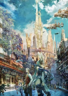 Final Fantasy XII The Zodiac Age Poster