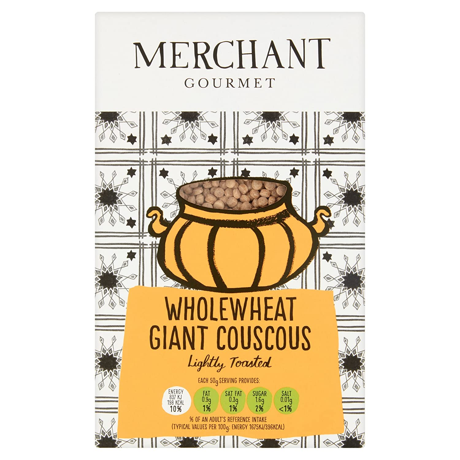 Merchant Gourmet Quality inspection Wholewheat Giant Cous Excellence