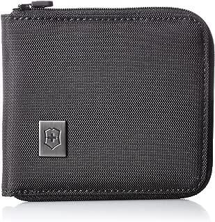 Victorinox Zip-Around Wallet, Black Logo