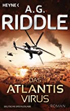 Das Atlantis-Virus: Roman (Die Atlantis-Trilogie 2) (German Edition)