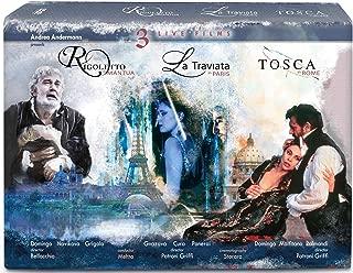 Verdi: Rigoletto & La traviata - Puccini: Tosca