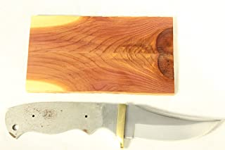 Payne Bros Custom Knives 7.75 inch LG Clip Point Knife kit - Knife Making - Knife kit