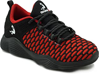 Shaq Kid's Shoes Emerge Athletic Sneaker, Red/Black