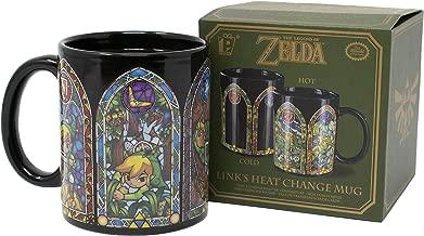 Paladone Legend of Zelda Heat Changing Ceramic Coffee Mug