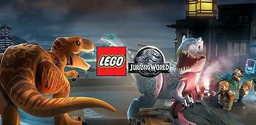 『LEGO® Jurassic World™』のトップ画像